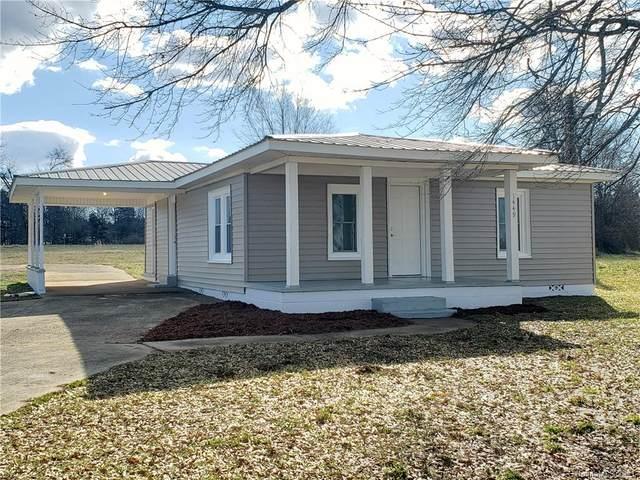 1449 Nc 120 Highway, Mooresboro, NC 28114 (#3699733) :: Robert Greene Real Estate, Inc.
