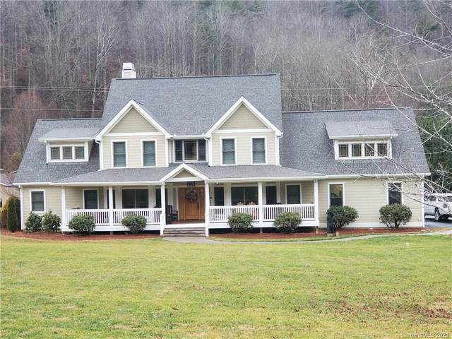 249 Ox Creek Road, Weaverville, NC 28787 (#3699753) :: Keller Williams Professionals