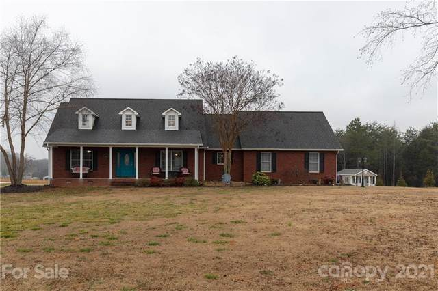 223 Adrian Road, Salisbury, NC 28146 (#3699759) :: Keller Williams South Park