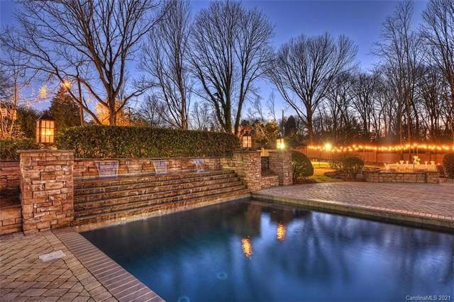 2015 Woodhaven Road, Charlotte, NC 28211 (#3699771) :: BluAxis Realty