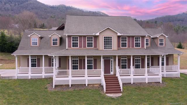 46 Rice Drive #1, Waynesville, NC 28785 (#3699784) :: Keller Williams Professionals