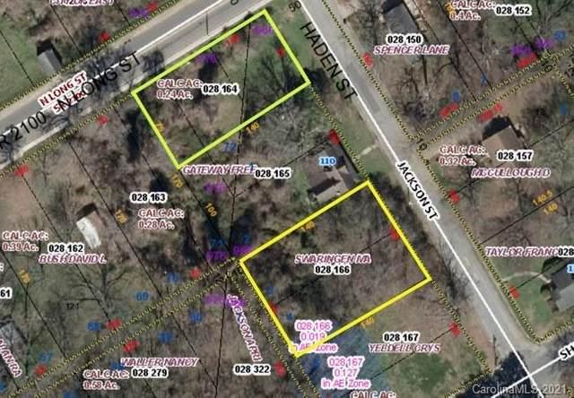 00 Jackson Street, East Spencer, NC 28039 (#3699804) :: Carlyle Properties