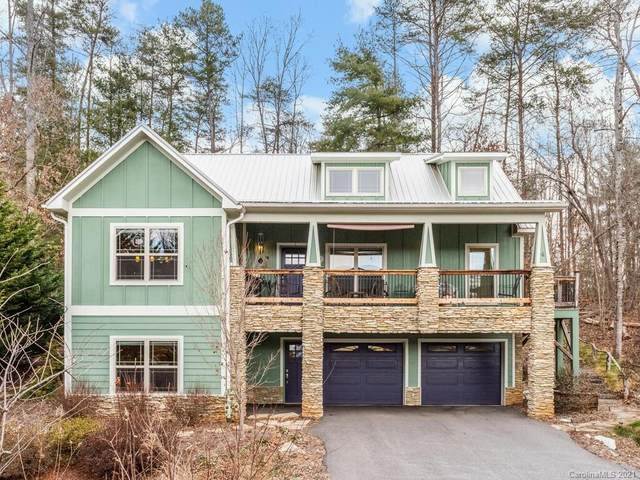 4 Carvers Creek Drive, Asheville, NC 28806 (#3699806) :: Keller Williams Professionals