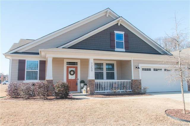 7350 Meridale Forest Drive, Charlotte, NC 28269 (#3699815) :: The Elite Group