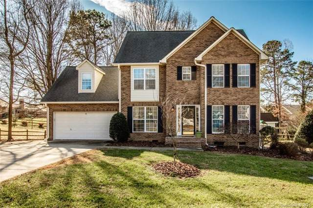 680 Emerson Drive, Mooresville, NC 28115 (#3699827) :: Homes Charlotte