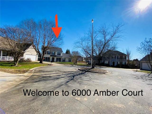 6000 Amber Court, Indian Trail, NC 28079 (#3699843) :: MartinGroup Properties