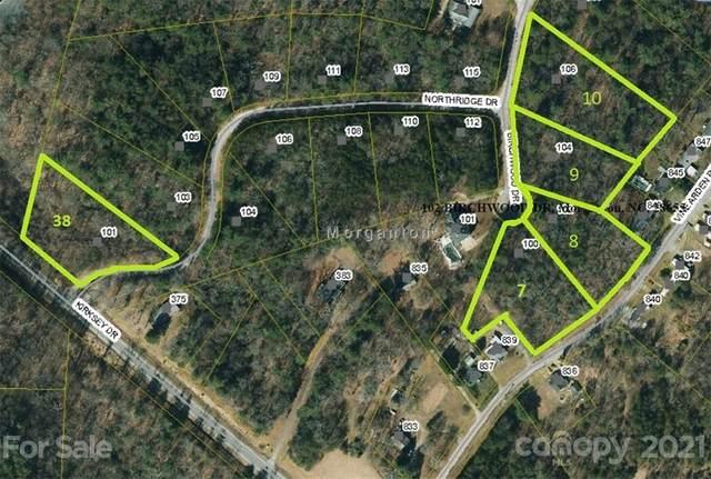 VL Birchwood Drive 7,8,9,10,38, Morganton, NC 28655 (#3699908) :: Mossy Oak Properties Land and Luxury