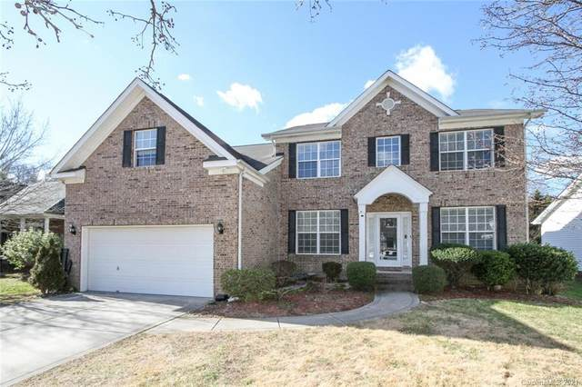 15018 Bridle Trace Lane, Pineville, NC 28134 (#3699916) :: The Ordan Reider Group at Allen Tate
