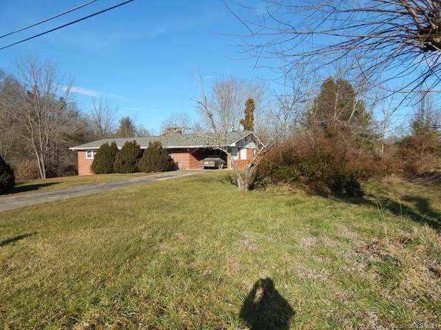 290 Garden Lane, Canton, NC 28716 (#3699922) :: Besecker Homes Team