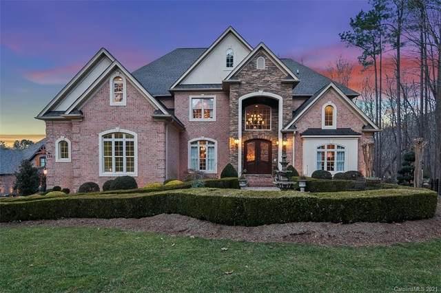 134 Sleepy Cove Trail, Mooresville, NC 28117 (#3699949) :: Carolina Real Estate Experts