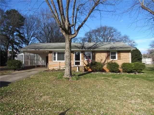 814 W Gold Street, Kings Mountain, NC 28086 (#3699958) :: Rhonda Wood Realty Group