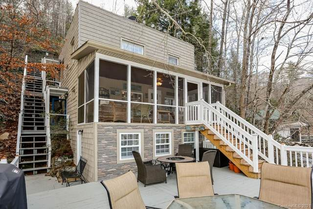 411 Tryon Bay Circle, Lake Lure, NC 28746 (MLS #3699973) :: RE/MAX Journey