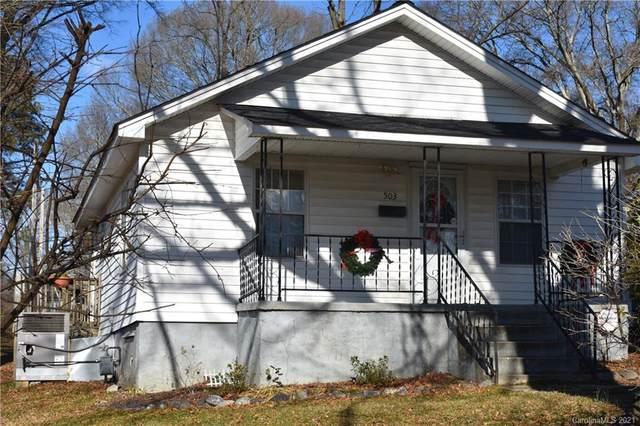503 James Street, Kings Mountain, NC 28086 (#3699982) :: LePage Johnson Realty Group, LLC