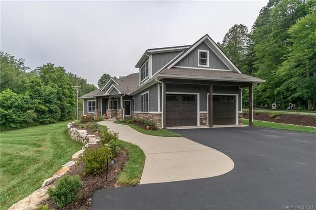 2124 Brannon Road, Horse Shoe, NC 28742 (#3700009) :: Keller Williams Professionals