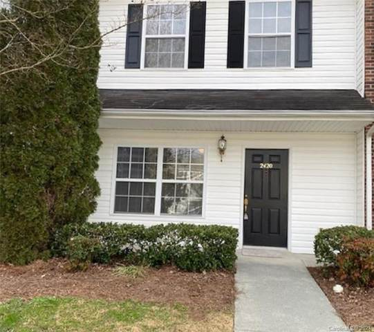 2420 Ryerson Court, Charlotte, NC 28213 (#3700012) :: MartinGroup Properties