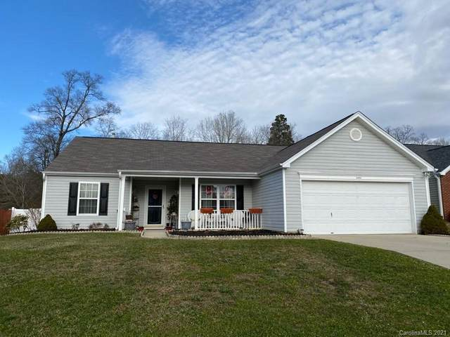3003 Thistlewood Circle, Indian Trail, NC 28079 (#3700031) :: MartinGroup Properties
