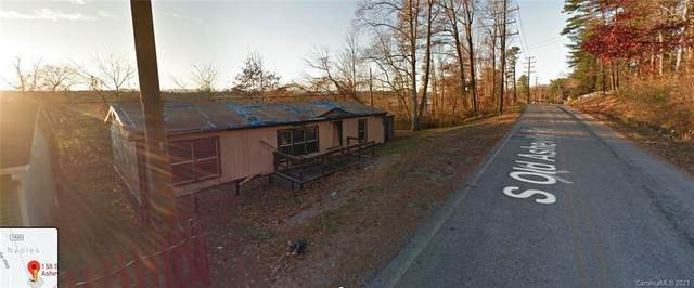 158 S Old Asheville Road, Hendersonville, NC 28791 (#3700056) :: TeamHeidi®