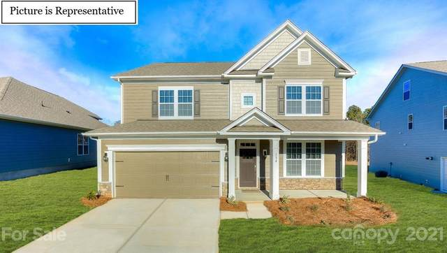 2061 Saddlebred Drive, Iron Station, NC 28080 (#3700057) :: MOVE Asheville Realty
