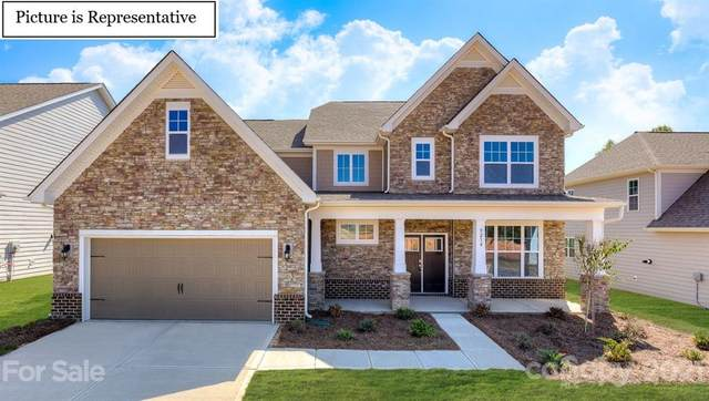 2054 Saddlebred Drive, Iron Station, NC 28080 (#3700084) :: MOVE Asheville Realty