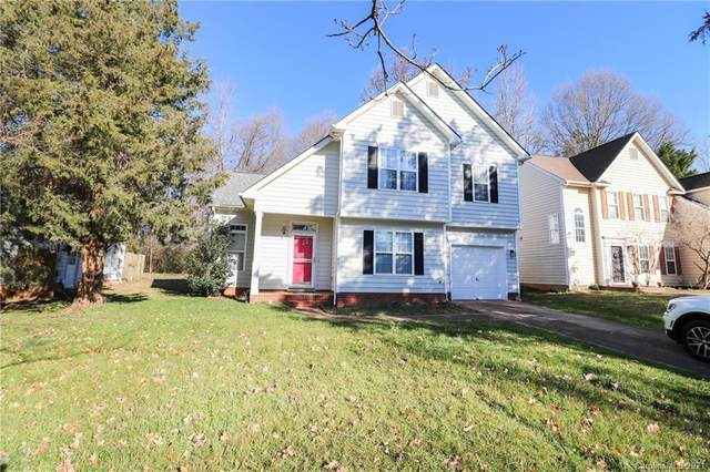 6409 Nevin Road, Charlotte, NC 28262 (#3700110) :: Carolina Real Estate Experts