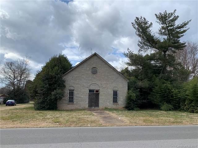 105 Church Street, Cleveland, NC 27013 (#3700125) :: Rhonda Wood Realty Group