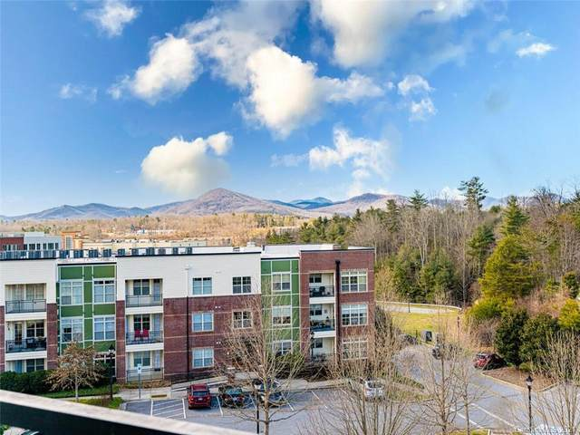 42 Schenck Parkway #303, Asheville, NC 28803 (#3700129) :: Puma & Associates Realty Inc.
