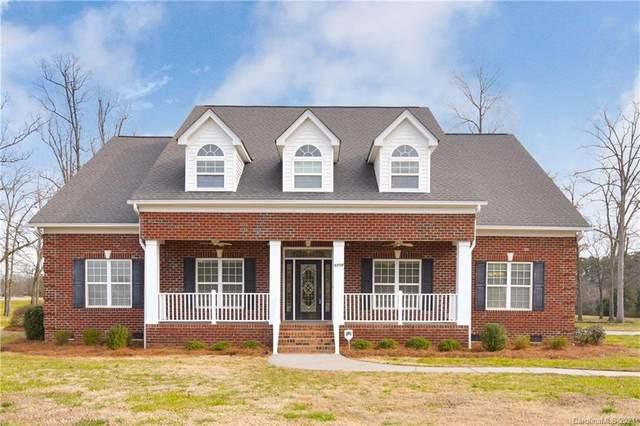5714 Little Staton Road, Marshville, NC 28103 (#3700147) :: Rhonda Wood Realty Group