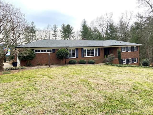 205 Woodside Drive, Morganton, NC 28655 (#3700158) :: High Performance Real Estate Advisors