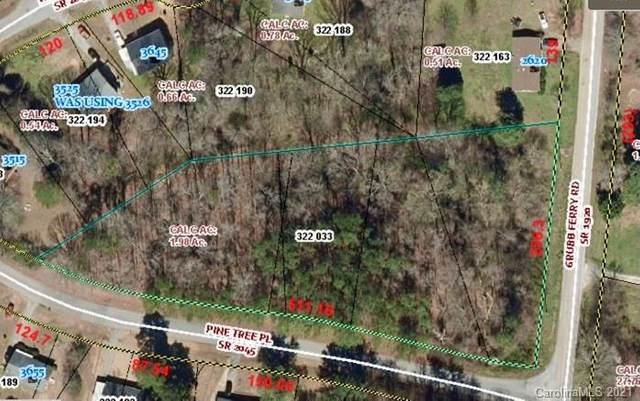 0 Pine Tree Place, Salisbury, NC 28144 (#3700173) :: DK Professionals Realty Lake Lure Inc.