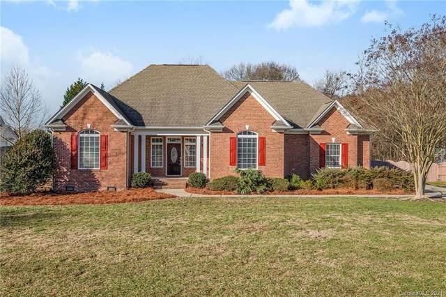2809 Loxdale Farms Drive, Monroe, NC 28110 (#3700189) :: Carver Pressley, REALTORS®