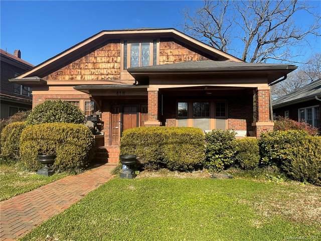 418 Mitchell Avenue, Salisbury, NC 28144 (#3700200) :: Carver Pressley, REALTORS®