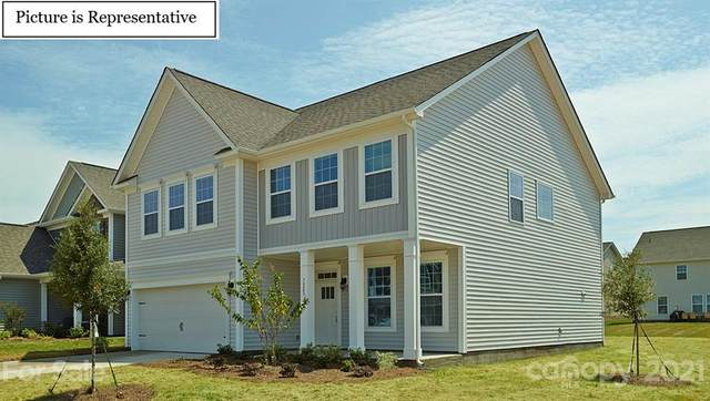 3126 Burnello Court, Iron Station, NC 28080 (#3700227) :: Stephen Cooley Real Estate Group