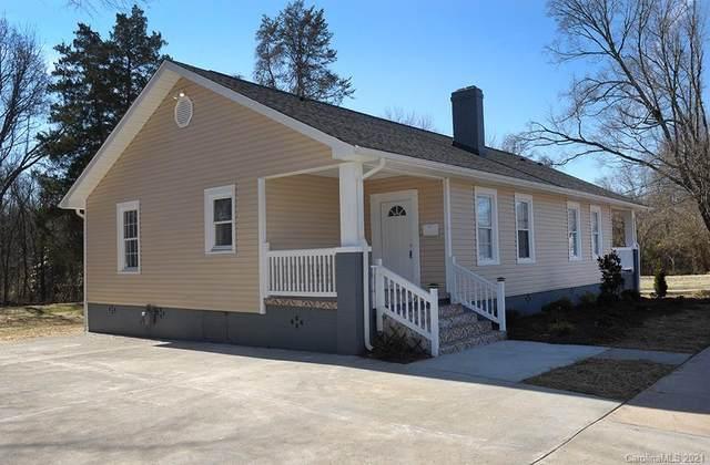 809 S Martin Luther King Jr Avenue, Salisbury, NC 28144 (#3700303) :: Austin Barnett Realty, LLC