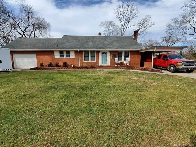 215 2nd Street, Oakboro, NC 28129 (#3700306) :: Homes Charlotte