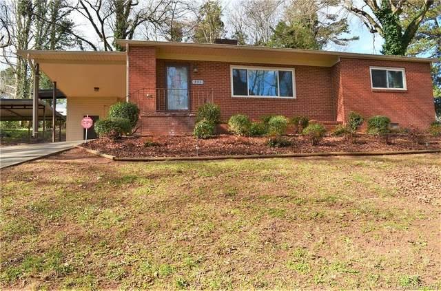 331 Cedar Street, Mooresville, NC 28115 (#3700334) :: BluAxis Realty