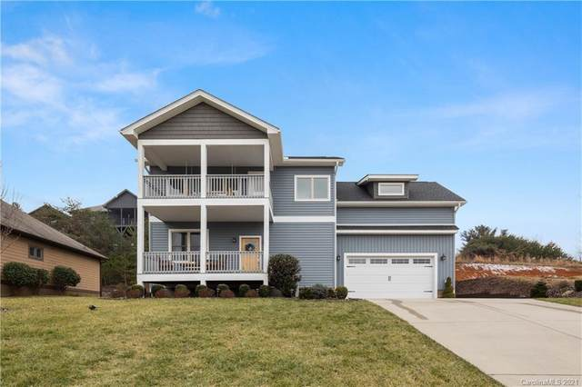 5 Moss Pink Place, Asheville, NC 28806 (#3700381) :: Premier Realty NC