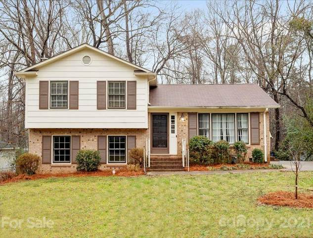11317 Hallmark Drive, Matthews, NC 28105 (#3700422) :: Odell Realty