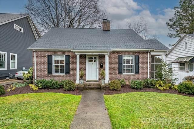 2515 Shenandoah Avenue, Charlotte, NC 28205 (#3700469) :: MOVE Asheville Realty