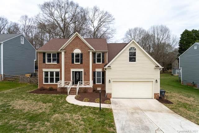 12724 Angel Oak Drive #67, Huntersville, NC 28078 (#3700499) :: Love Real Estate NC/SC
