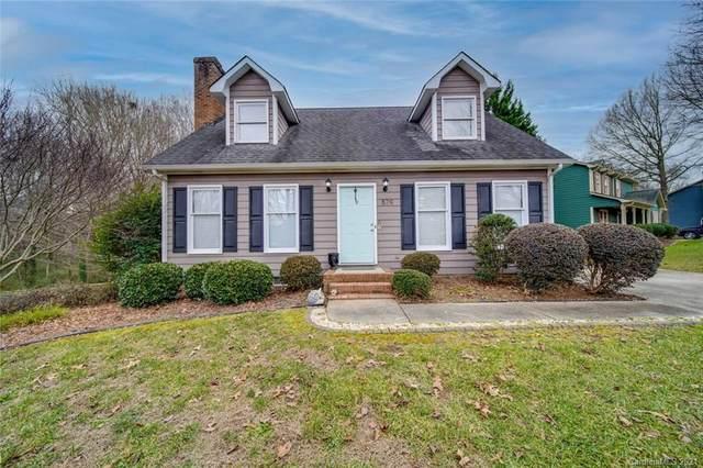 579 Burrington Court, Gastonia, NC 28054 (#3700508) :: Johnson Property Group - Keller Williams