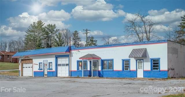 6535 Brevard Road, Etowah, NC 28729 (#3700552) :: Puma & Associates Realty Inc.