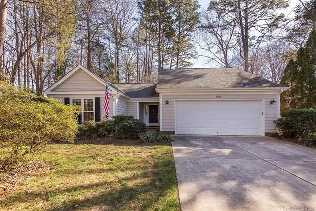 100 Canadice Road, Huntersville, NC 28078 (#3700584) :: Homes Charlotte