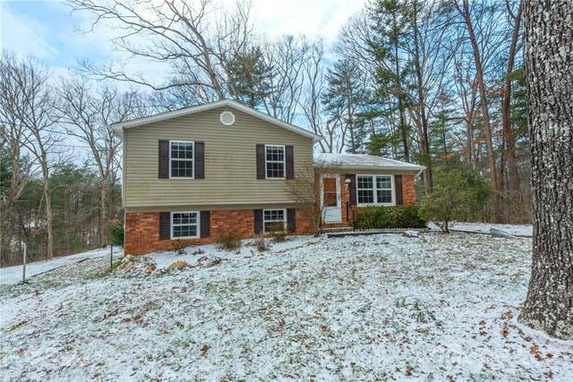 7 Kimberly Lane, Swannanoa, NC 28778 (#3700633) :: Keller Williams South Park