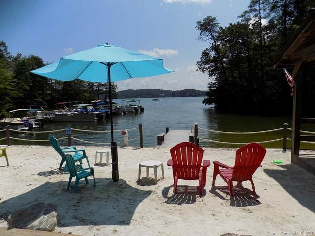 Lot 149 Pine Tree Court, Lake Lure, NC 28746 (#3700637) :: Keller Williams Professionals