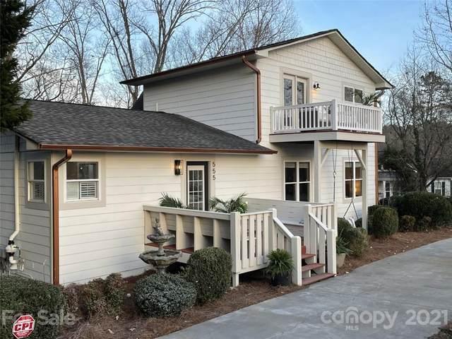 555 Laurel Cove Road, Statesville, NC 28677 (#3700656) :: Willow Oak, REALTORS®