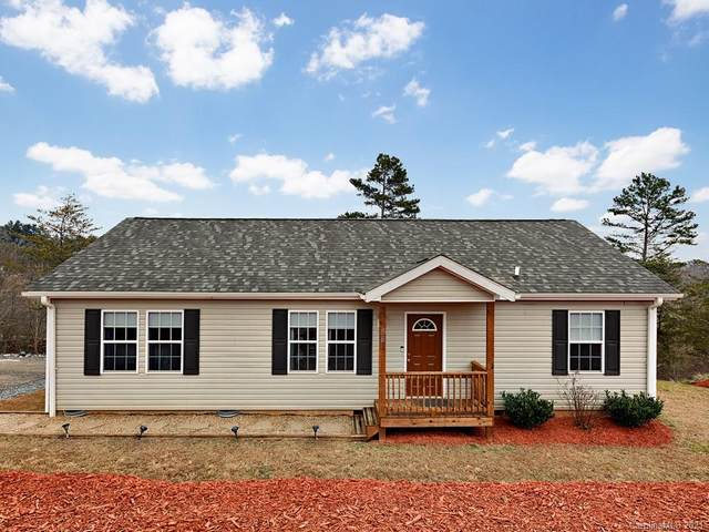 46 Indian Paintbrush Lane, Alexander, NC 28701 (#3700661) :: Caulder Realty and Land Co.