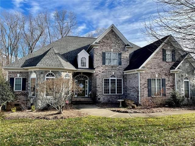 8925 Vickery Lane, Harrisburg, NC 28075 (#3700667) :: BluAxis Realty