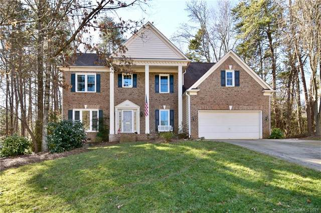 15615 Mayberry Place Lane, Huntersville, NC 28078 (#3700680) :: LKN Elite Realty Group | eXp Realty