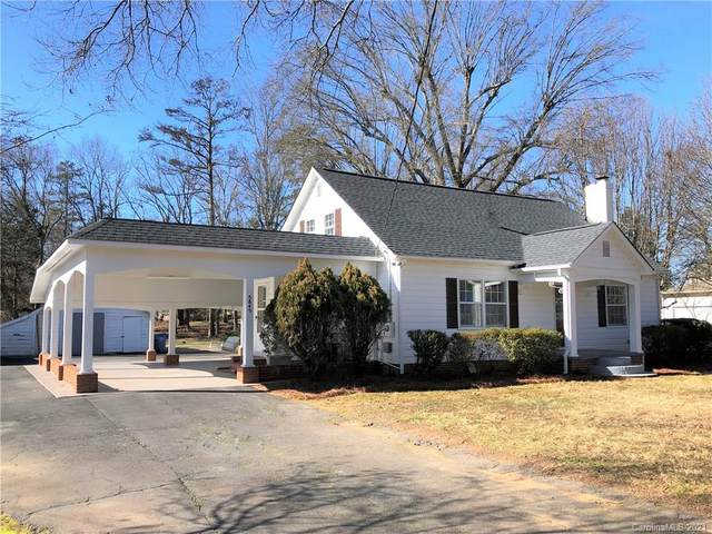 5845 Wilgrove Mint Hill Road, Mint Hill, NC 28227 (#3700725) :: Miller Realty Group