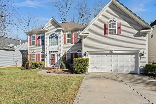 162 Winterbell Drive, Mooresville, NC 28115 (#3700727) :: IDEAL Realty